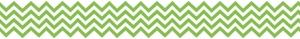 light green banner